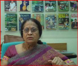 Dignity Foundation's Sheilu Srivastava