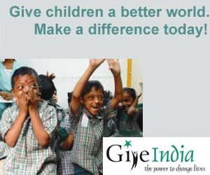 Give children a better world