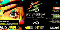 cry freedom event