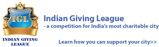 Donate for Indian Giving League