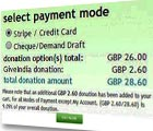 Choose Cash on Delivery as your mode of payment