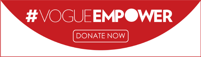 vogueempower donate now